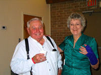 "Lewis ""Knuckles"" and Betty Gimbel"